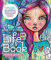 Create Your Life Book book cover