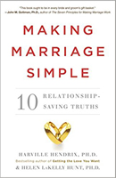 Making Marriage Simple book cover