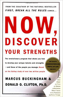 Now Discover Your Strengths book cover